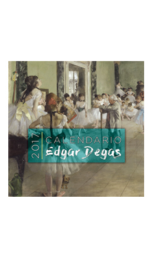 Calendario 2017 Edgar Degas
